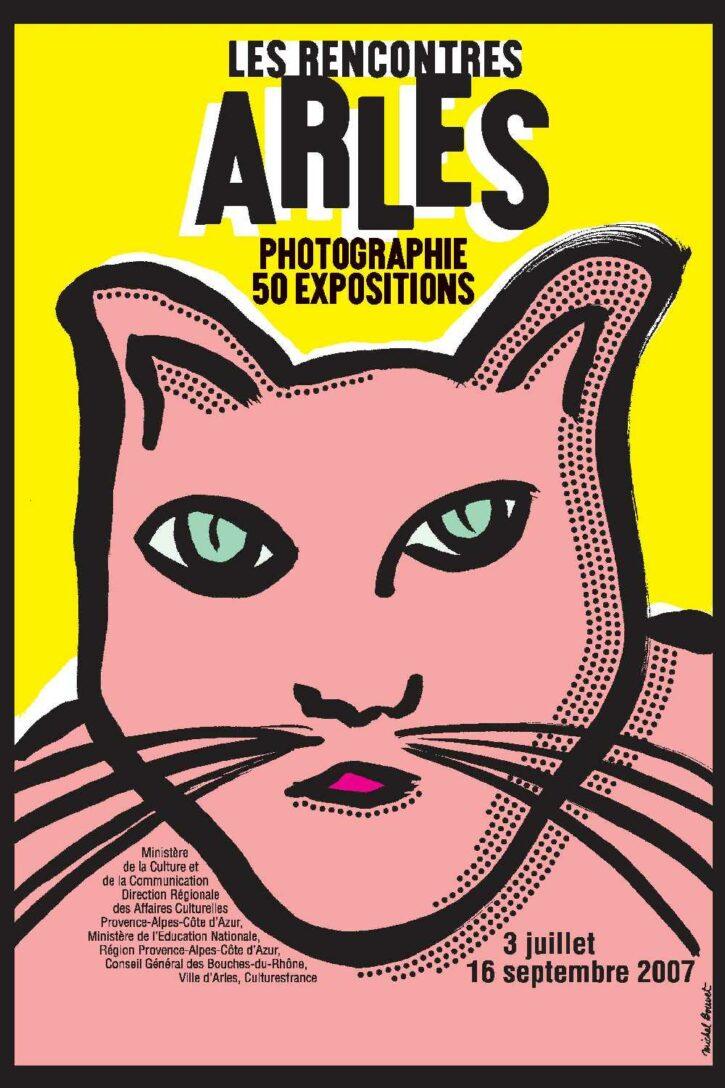 Rencontres d'Arles 2007 – Affiche 70×100 cm