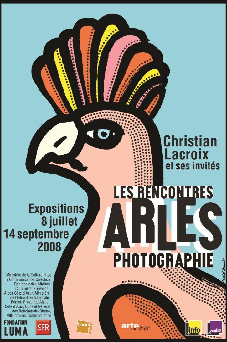 Rencontres d'Arles 2008 – Affiche 120×176 cm