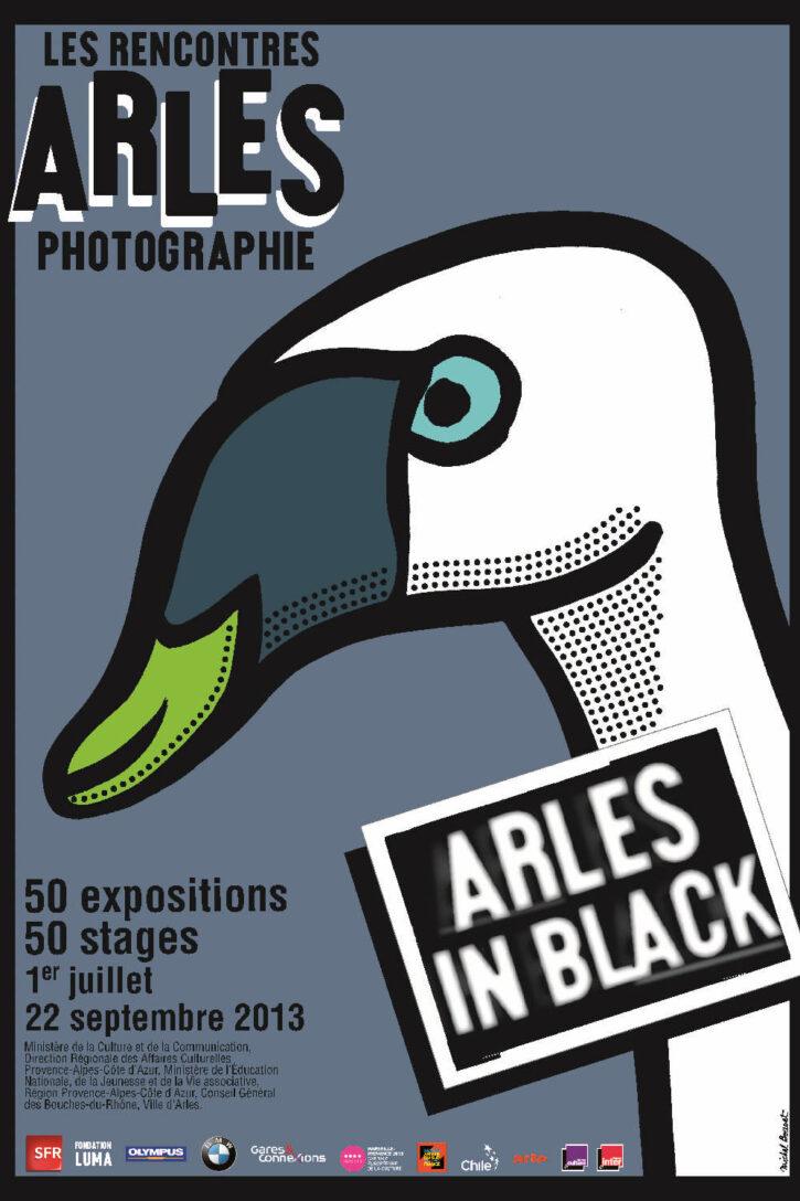 Rencontres d'Arles 2013 – Affiche 70×100 cm