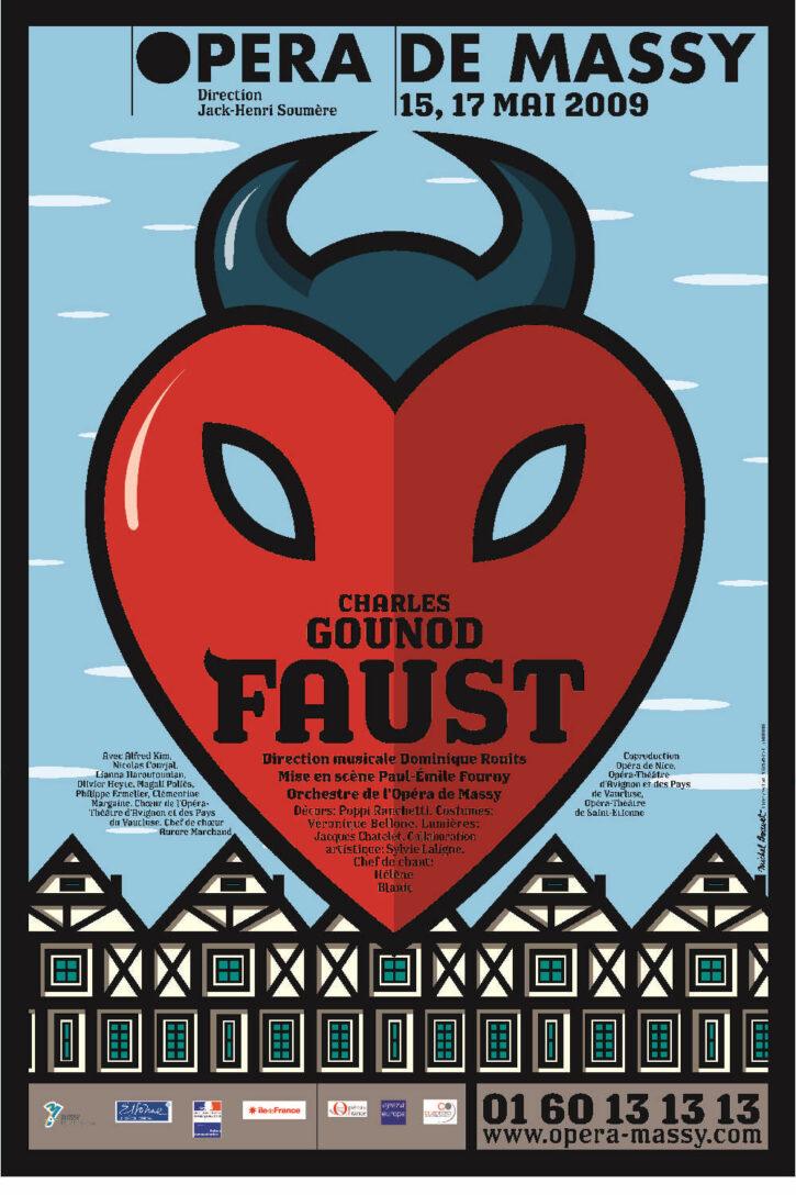 Faust – Affiche 70×100 cm