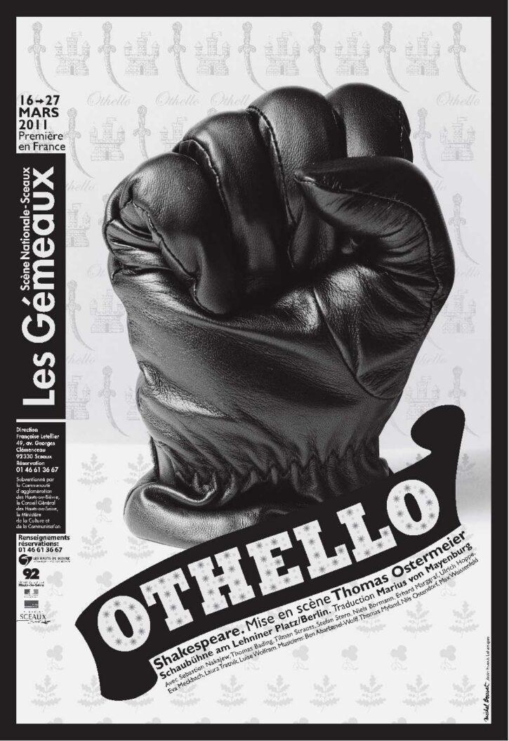 Othello – Affiche 70×100 cm